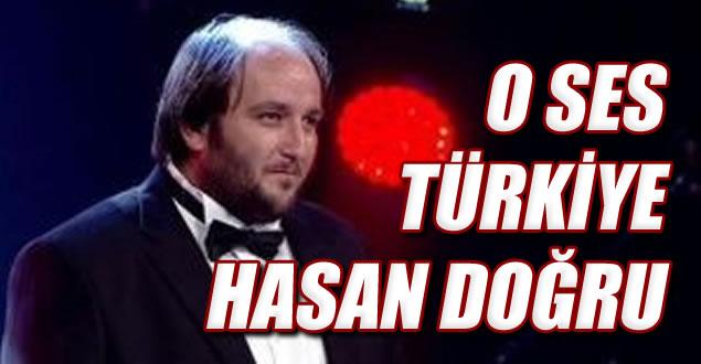 O Ses T�rkiye 3. sezon birincisi Hasan Do�ru 40 kilo verdi
